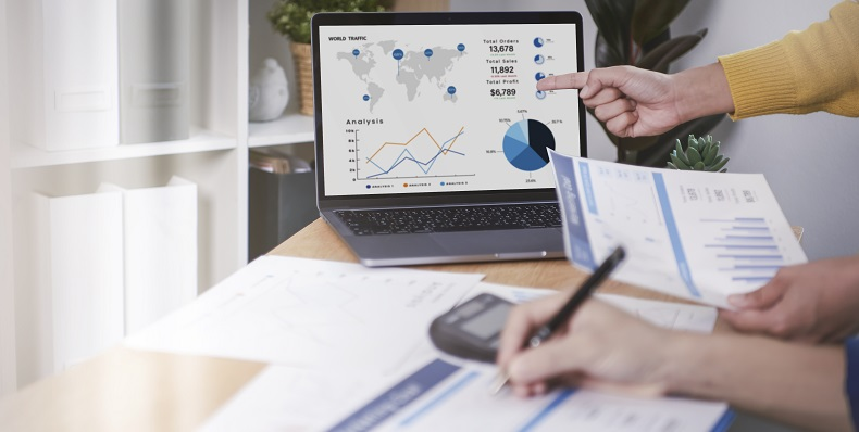 Laporan keuangan Mayora